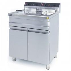 Freidora de Pie Electrica 14+14L SAMMIC - 18.000W