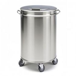 Cubo Inox Residuos SAMMIC - 95 litros