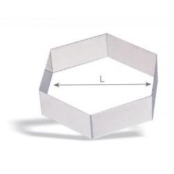 Molde Hexagonal - Pujadas