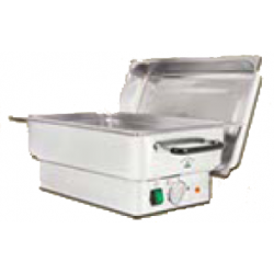 Chafing Dish GN 1/1 con Tapa 1600W