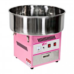 Maquina Algodon de Azucar sobremesa Profesional
