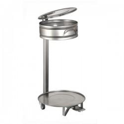 Contenedor Porta-Bolsa SAMMIC con Pedal