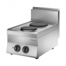 Cocina Electrica 2 Fuegos Sobremesa