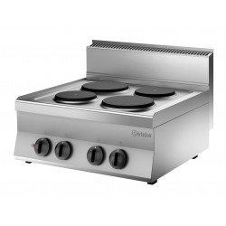 Cocina Electrica 4 Fuegos Sobremesa