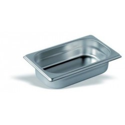 Cubeta Gastronorm 1/4 Inox 18/10