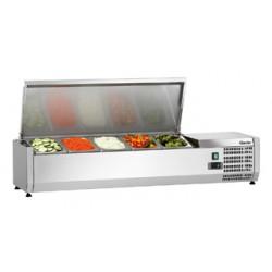 Expositor Refrigerador ED 5 x 1/4 GN