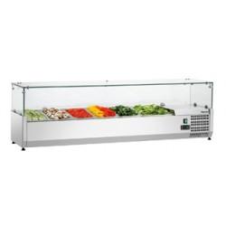 Expositor Refrigerador GL3 5x1/3+1x1/2GN