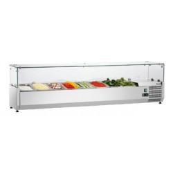 Expositor Refrigerador GL4 8 x 1/4 GN
