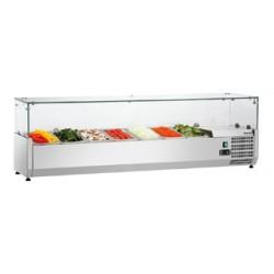 Expositor Refrigerador GL4 7 x 1/4 GN