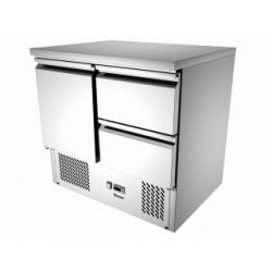 Mesa Refrigerada Pequeña - 1 puerta
