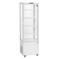 Mini Vitrina Refrigeradora 4 Estantes - 235 Litros