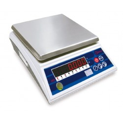 Bascula Solo Peso LED o LCD - 6 Kilos 1 gr