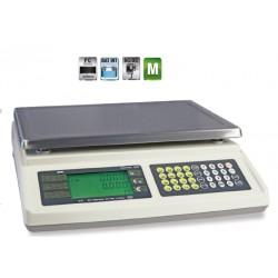 Balanza Comercial Facil y Rapida 6/15kg - 2/5g