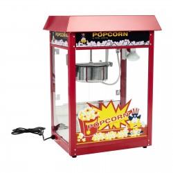 Maquina de Palomitas Roja Profesional