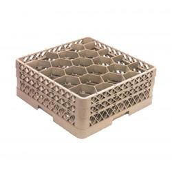 Cesta Hexagonal Lavavajillas Abierta - 20 compartimentos