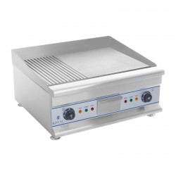 Plancha Electrica Lisa Fry-Top Serie 900 - 14kW