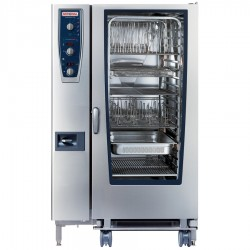 Horno RATIONAL CombiMaster® Plus 201 GAS