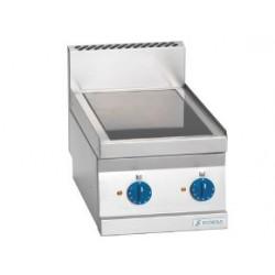 Cocina Sobremesa Vitroceramica 2 Zonas Coccion - 3,5 kW