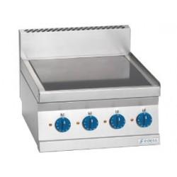 Cocina Sobremesa Vitroceramica 4 Zonas Coccion - 7 kW
