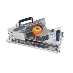Cortadora de Tomates Manual Acero Inox Corte 5mm