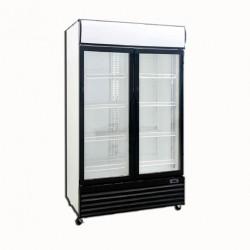 Armario Expositor Vertical Refrigerado - 1.000 L
