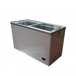 Congelador Puertas Correderas Cristal - 320L