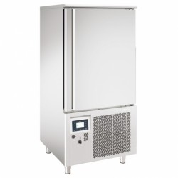 Abatidor y Congelador de Temperatura INFRICO 10, 14 Niveles