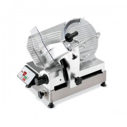 Cortadora de Fiambre Automatica Por Engranaje SAMMIC - Cuchilla 350mm