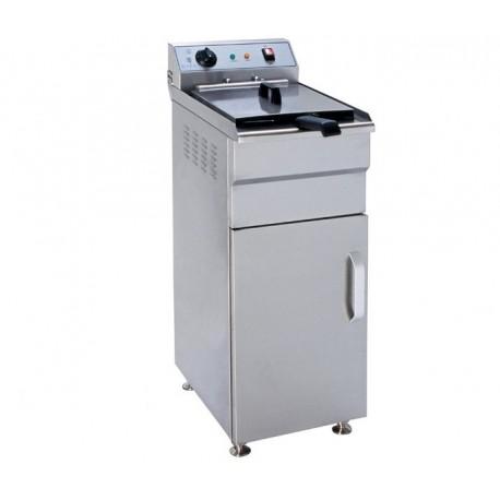 Freidora Invididual Con Armario Electrica Profesional 16L