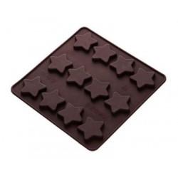 Molde Chocolate Flor de Silicona - Pujadas