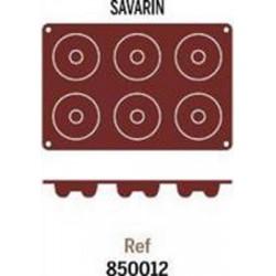 Molde Silicona Savarin - Pujadas