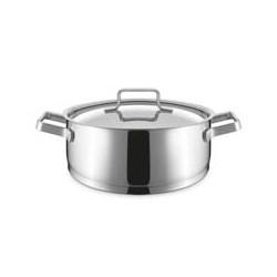 Cacerola Baja con Tapa - Idea Cookware