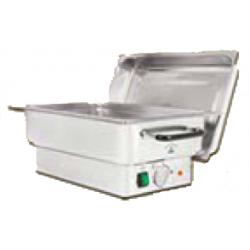 Chafing Dish GN 1/1 con Tapa 1600W