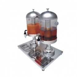 Dispensador de Zumos Buffet 2x8 litros - Doble