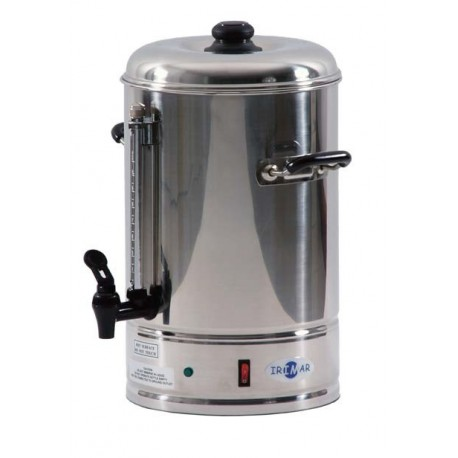 Cafetera de Filtro y Dispensador de Agua Caliente 10L