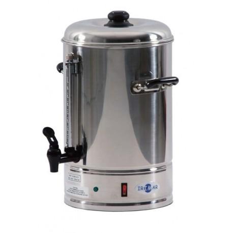 Cafetera de Filtro y Dispensador de Agua Caliente 15L