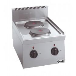 Cocina Sobremesa Electrica 2 Fuegos