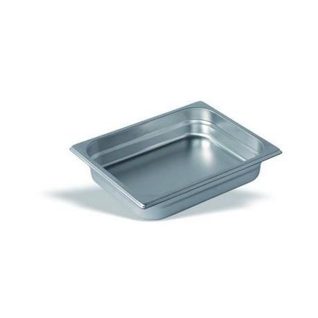 Cubeta Gastronorm 1/2 Inox 18/10