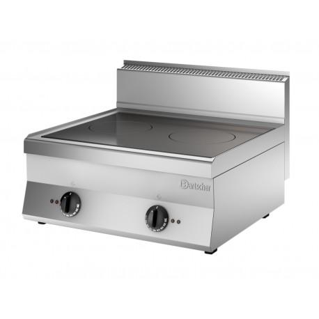Induccion 2 fuegos 10 kw maquinaria de hosteler a - Cocinas induccion precios ...