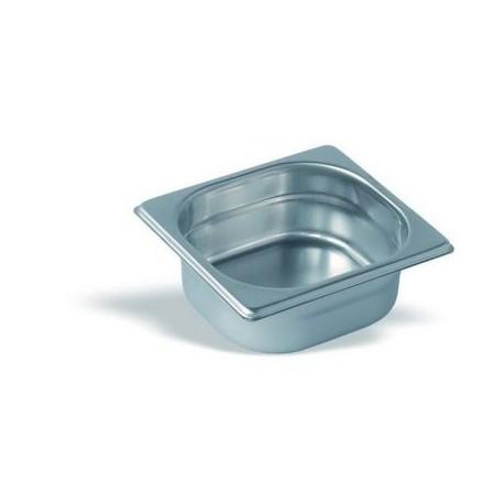 Cubeta Gastronorm 1/6 Inox 18/10