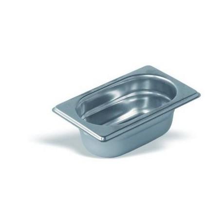 Cubeta Gastronorm 1/9 Inox 18/10