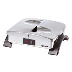 Calentador de platos - 12 unidades