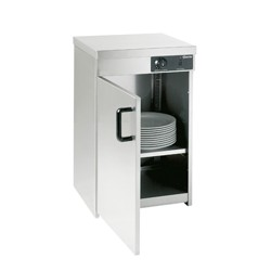 Calientaplatos - 1 puerta (25-30 platos)