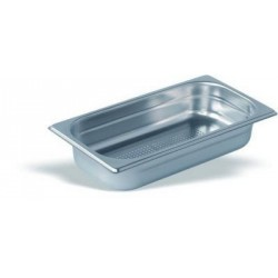 Cubeta Gastronorm Perforada 1/3 Inox 18/10