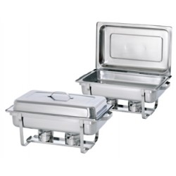 2 Chafing Dish 1/1GN