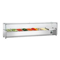 Expositor Refrigerador GL3 8 x 1/3 GN