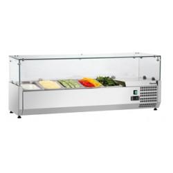 Expositor Refrigerador GL4 6 x 1/4 GN