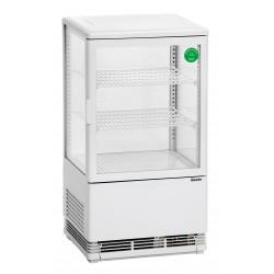 Vitrina Refrigeradora 2 Estantes - 58 Litros