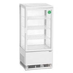 Vitrina Refrigeradora 3 Estantes - 78 Litros