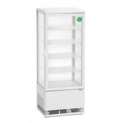 Mini Vitrina Refrigeradora 4 Estantes - 98 Litros
